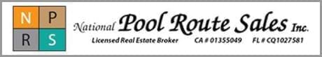 Pool Route Sales Logo