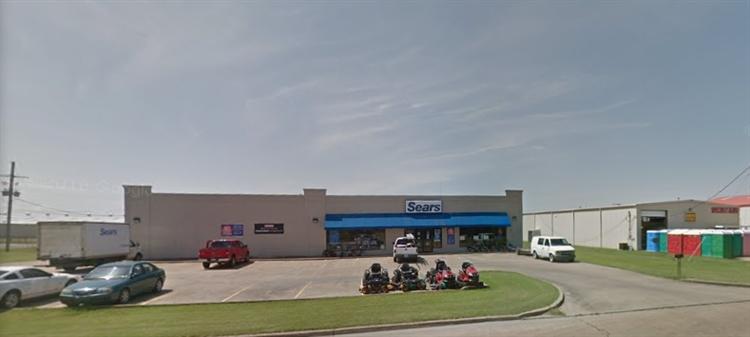 established sears store cleveland - 2