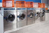 laundromat with real estate - 1