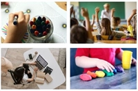 group of childcare centers - 1
