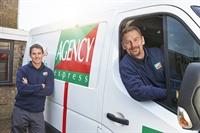 agency express van based - 2