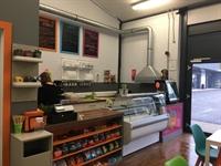 busy cafe sandwich bar - 1