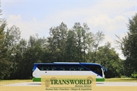 bus transportation company orange - 1