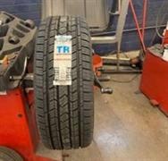 retail tire service orange - 2