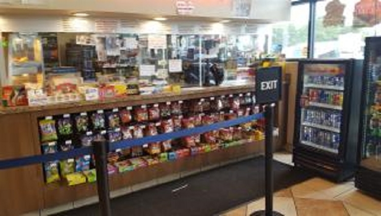 gas station c store - 4
