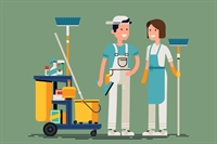commercial cleaning company morris - 1