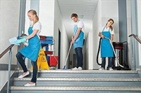 commercial cleaning with multi - 1