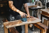 woodworking diy shop with - 1