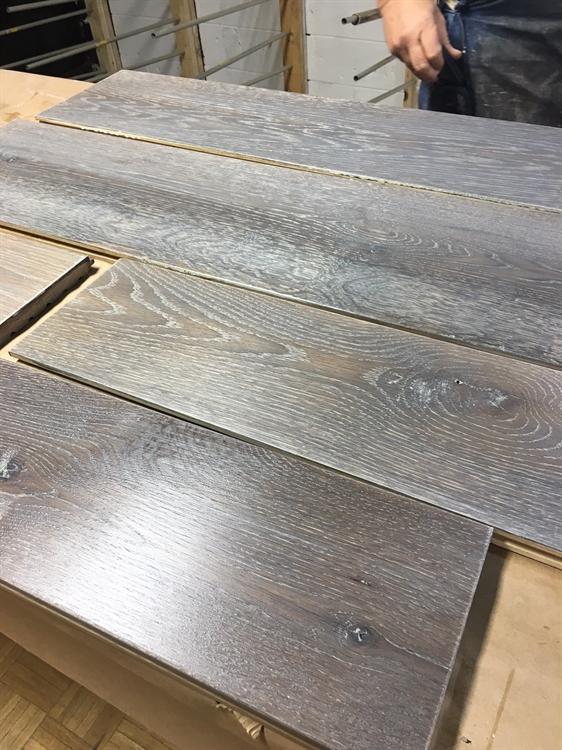 established custom hardwood flooring - 6