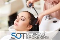 luxury hair salon busy - 1