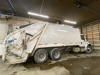 sanitation recycling business over - 2