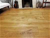 established custom hardwood flooring - 1