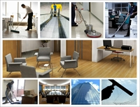 well branded commercial cleaning - 1