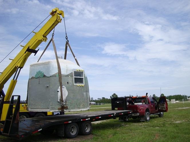 portable bunker business florida - 5
