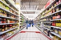 well known brand supermarket - 1