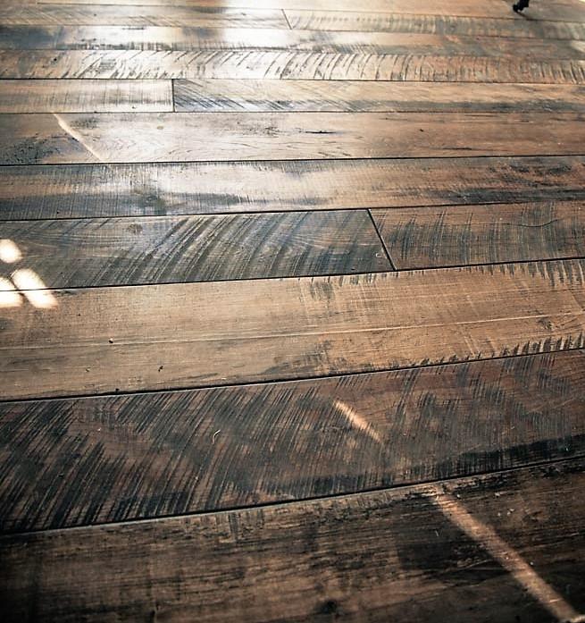 established custom hardwood flooring - 5