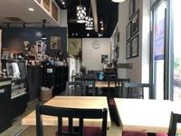 gourmet coffee shop wake - 1
