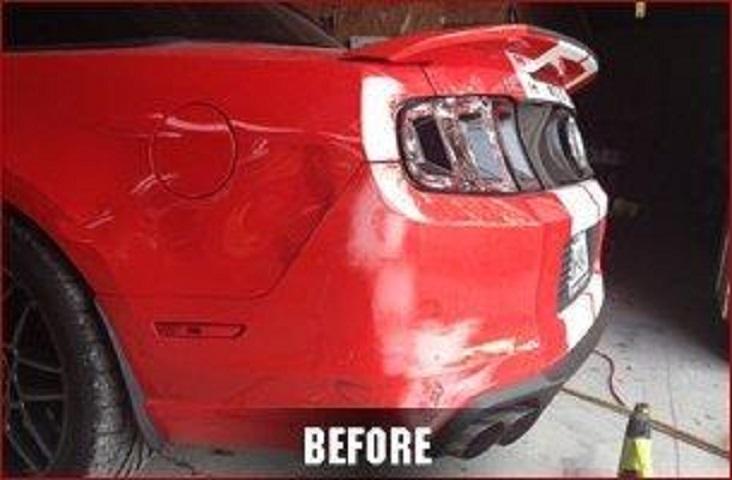 auto body collision shop - 4
