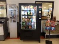 established vending machine business - 2