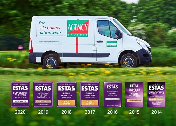 agency express van based - 4