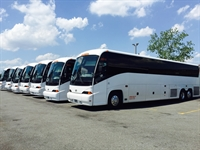 midwest area charter bus - 1