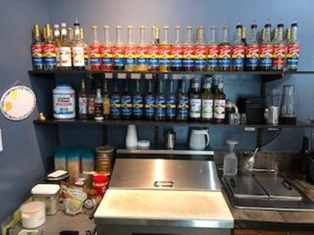 gourmet coffee shop wake - 4