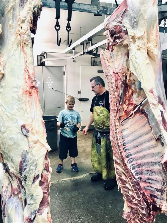 established rural custom meat - 9