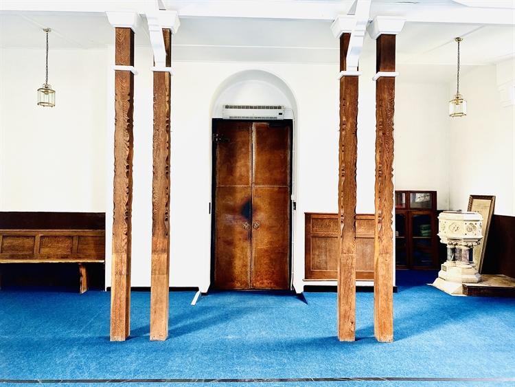 attractive versatile former church - 5