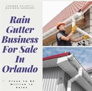 rain gutter business orlando - 1