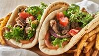 mediterranean restaurant - 1