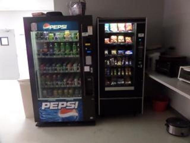 established vending machine business - 4