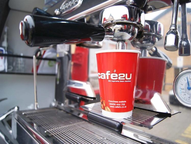established mobile coffee franchise - 4