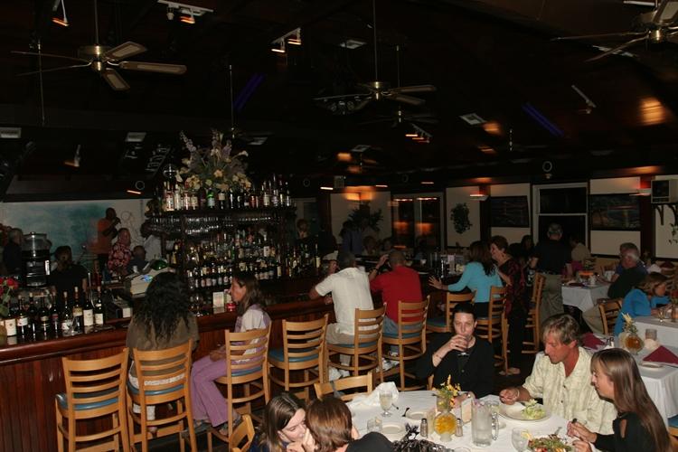 successful waterfront restaurant bar - 4