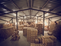 assembly powder coating warehousing - 1