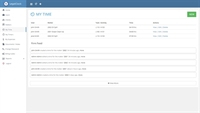 online time billing system - 2