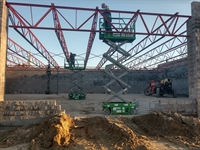commercial construction welding fabrication - 1