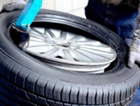 retail tire service orange - 1