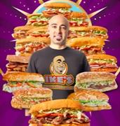 ike's love sandwiches franchise - 1