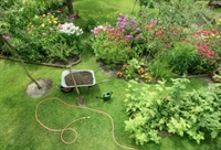 profitable residential landscaper with - 1