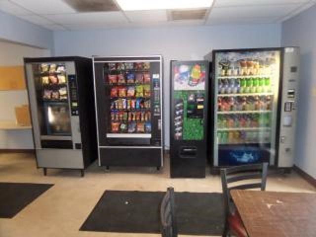 established vending machine business - 5