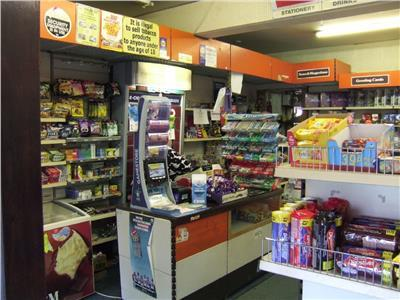 newsagents with 3 bedroom - 5