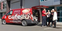 established mobile coffee franchise - 1