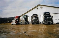 trucking business with property - 1