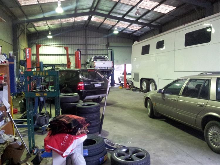 mechanical workshop pakenham - 4