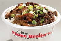flame broiler franchise with - 1