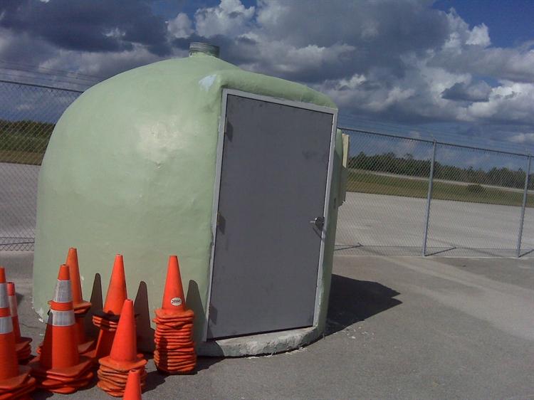 portable bunker business florida - 11