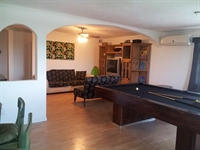 Fully Furnished plus Pool Table