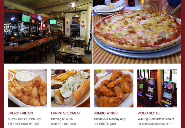 pizza restaurant bar video - 8