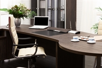 home office furniture wall - 1