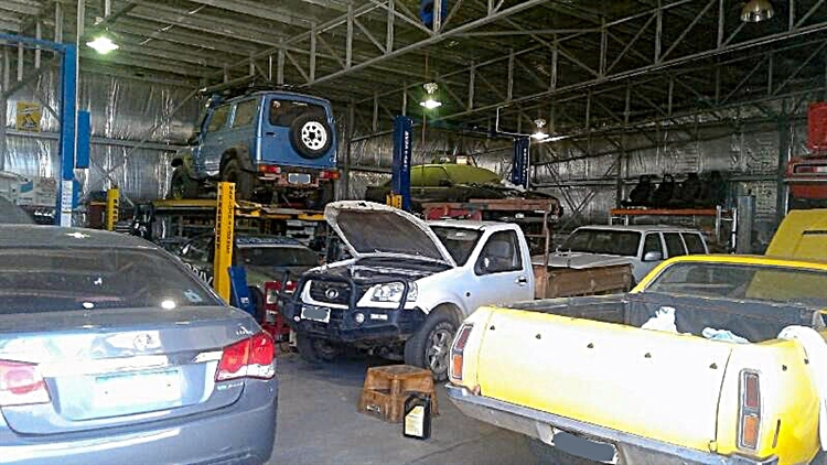 reduced mechanical business premises - 4